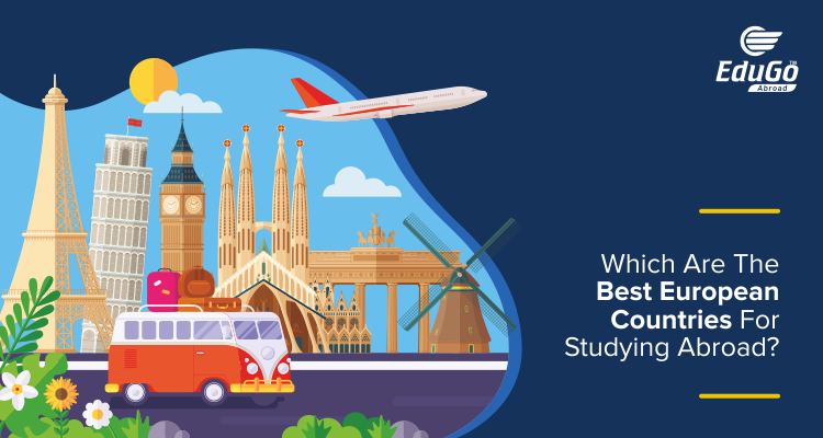 Which are the best European countries for studying abroad