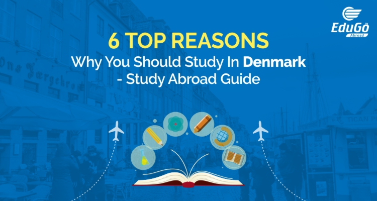 top 6 reasons to study in denmark