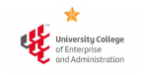 University College Of Enterprise And Andmistration