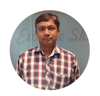 Gautam Parmar Office Assistant Edugo Abroad Ahmedabad