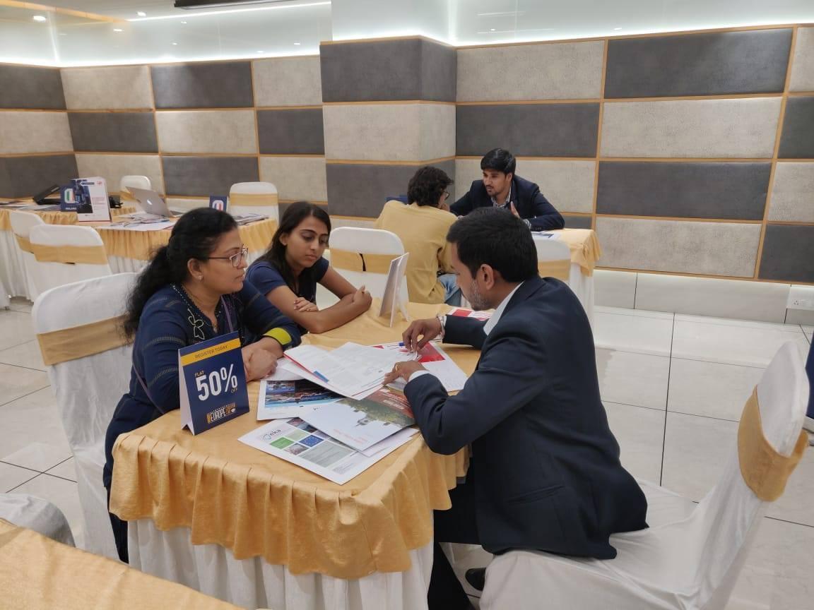 Europe Education Fair 2019 – Surat 05