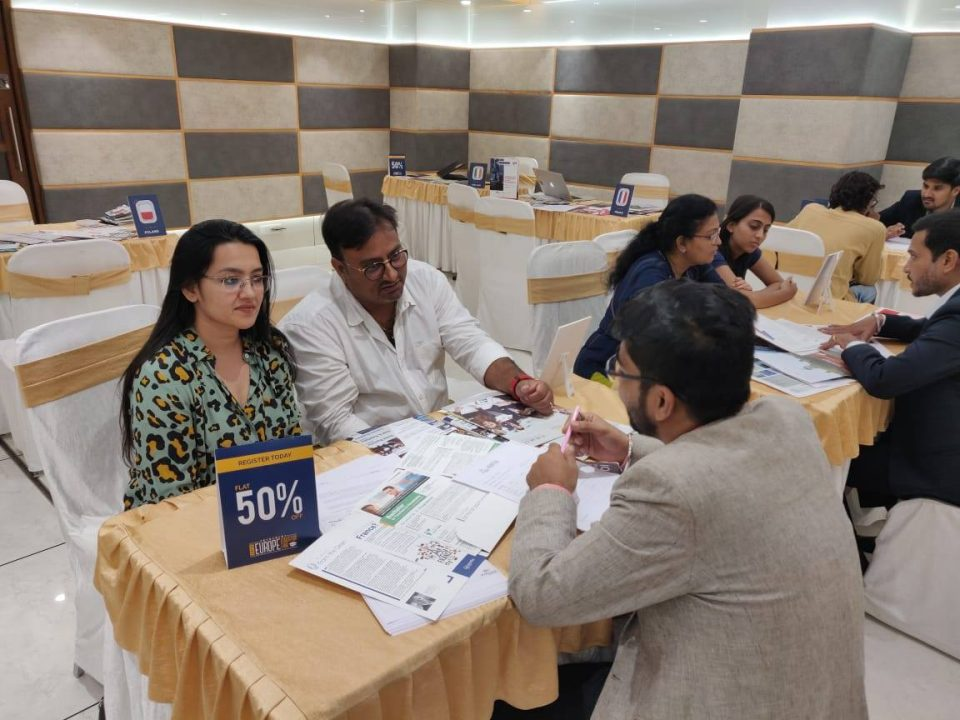 Europe Education Fair 2019 – Surat 03