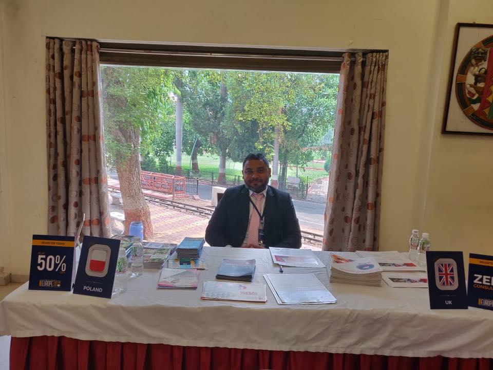 Europe Education Fair 2019 – Baroda 07
