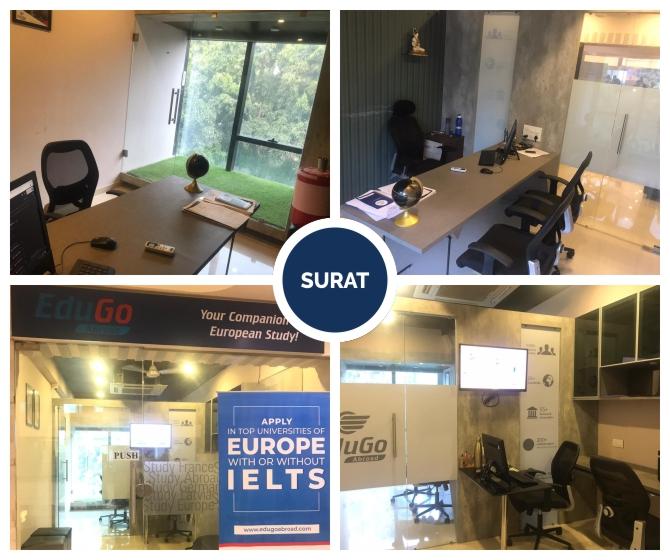 Europe Education Consultant In Surat, Student Visa Consultant In Surat