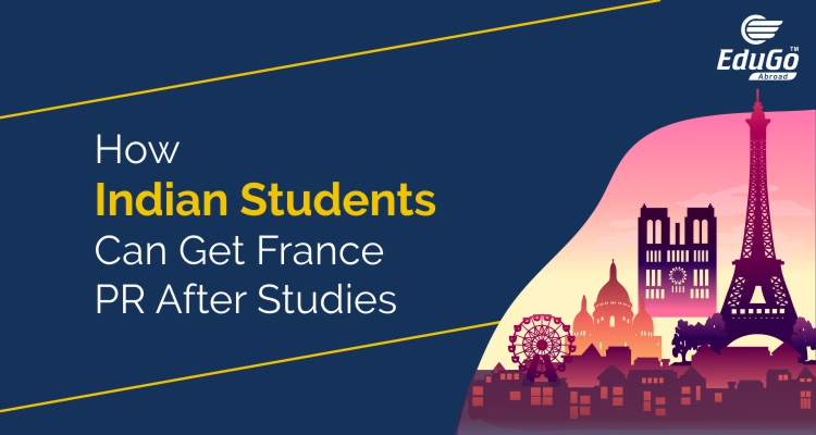 France PR for Indian students