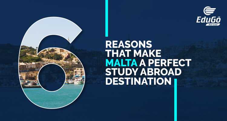 6 Reasons That Make Malta A Perfect Study Abroad Destination