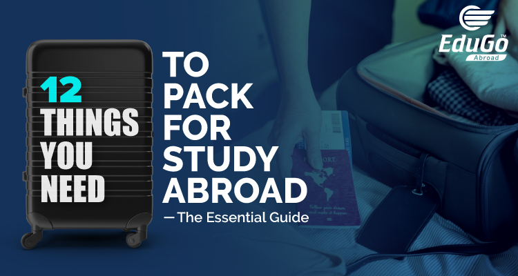 study abroad packaging list 12 most essentials items to pack