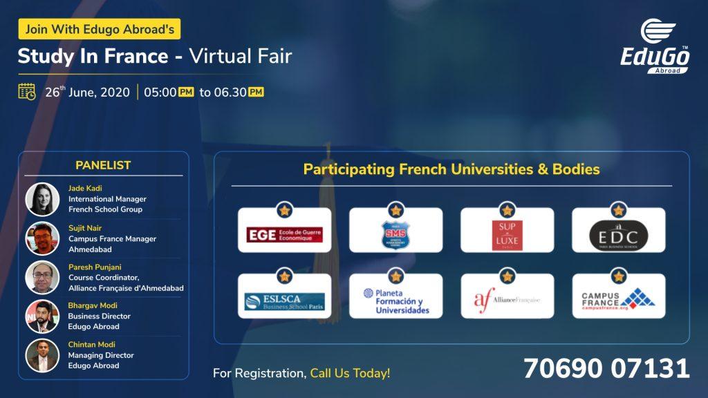 france virtual fair
