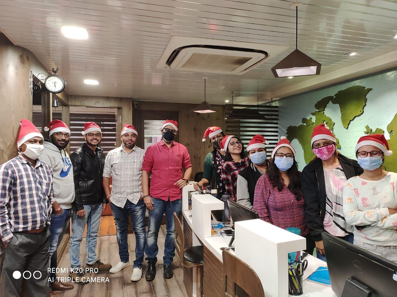 Christmas 2020 Celebration 10