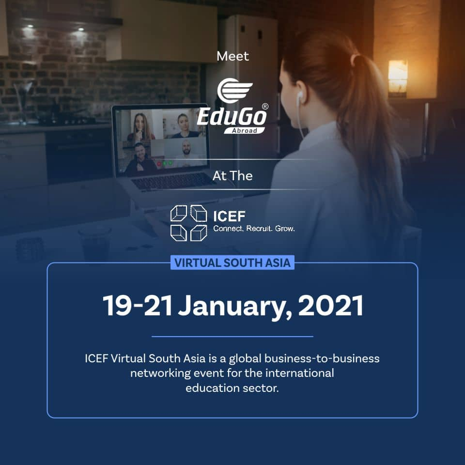 ICEF Virtual South Asia