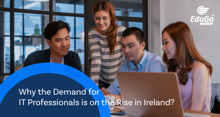 Why the Demand for IT Professionals is on the Rise in Ireland